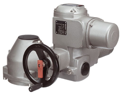 Auma Electric Multi-Turn Actuator